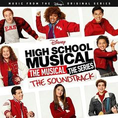 """High School Musical: The Musical: The Series! the Songs, the Soundtrack Are Coming! The soundtrack from the highly-anticipated Disney+ """"High School Musical: The High School Musical, Sabrina Carpenter, Soundtrack, Sofia Wylie, Disney High Schools, Walt Disney Records, Piano Cover, Disney Music, Album Covers"""