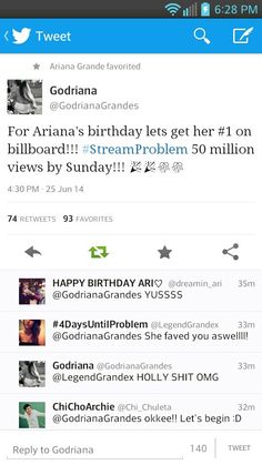 We can do this, loves! Spread the word, and lets do this for Ari. I know we can! :)