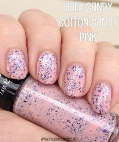 Hard Candy Cotton Candy Pink