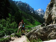 Cascade Canyon Trail, Grand Teton National Park, Wyoming, USA   Our 10 Most Special Hikes In The US