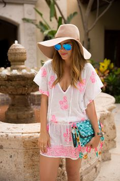 Summer trends in the style of the fashion bloggers
