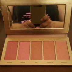 Tarte bling blush palette Brand new never used tarte Makeup Blush