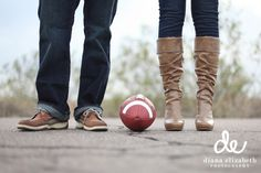 football engagement picture