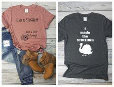 a9c34834e Couples Thanksgiving Shirts, Couples Pregnancy Shirts, Pregnancy  Announcement, Funny Turkey Shirt, Thanksgiving Turkey Shirt, Pregnancy