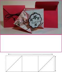 Triangle Tri Fold Card | Scribd