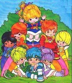 Rainbow Brite do ya Remember