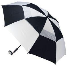 Ombrello golf con manico segna punti