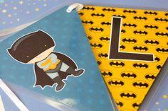 Batman - Lucca    http://blog.tuty.com.br/    Papelaria de festa