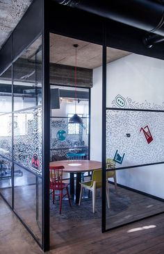 Apester and CoCycles office in Israel.