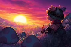 El nacimiento del mal: Teemo | League of Legends