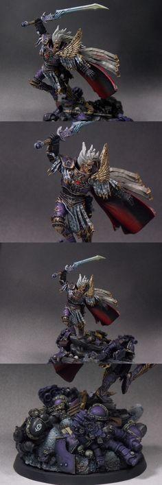 Fulgrim Primarch of the Emperors Children