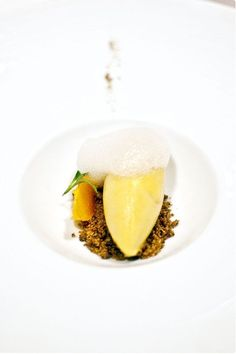 The French Laundry - Blenheim Apricot Sorbet