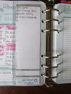 how to use franklin covey planner