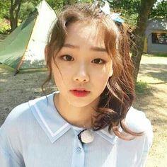 gugudan ioi kang mina Korean Girl, Asian Girl, Mina, How Big Is Baby, Chara, Aesthetic Girl, Ulzzang, Sculpting, Idol