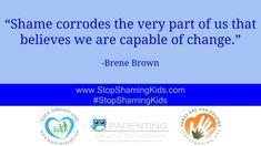 #StopShamingKids stopshamingkids.com