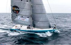 Conrad Colmans Vendee Globe story in his own words I gave this race my all