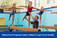 #Afterschool #Programs helps #children to get Good Health.