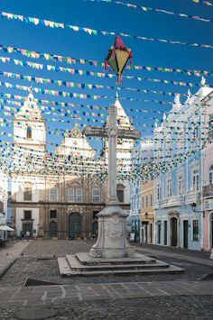 Salvador   Brazil Central America, South America, Ecuador, Places To Travel, Places To Visit, Brazil Travel, Paraiba, Belle Photo, Vacation Spots