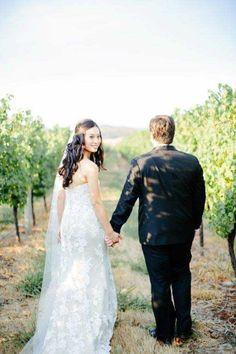Mandala Wines Yarra Valley Wedding Vineyard Pictures