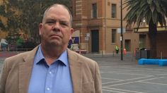 Priest tells royal commission of the cost of speaking out against Peter Rushton