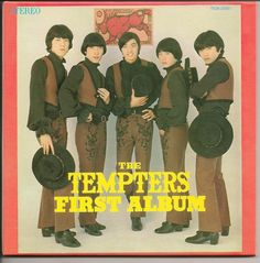 ROCK STATE: The Tempters-First Album(1968)Japan