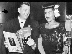 Rare Billie Holiday Interview Pt. 3