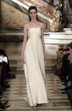 Chado Ralph Rucci Spring 2003 Couture New York