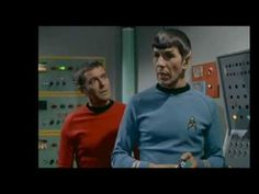 Mr Spock Illogically Illogical montage - Some of the best Spock moments. RIP - Leonard Nimoy. You are already missed!