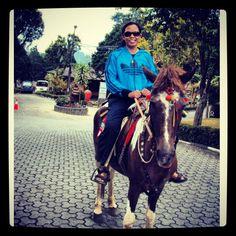 Riding horse #outbond #sport #game #ceritakeishinta #keishinta #bandung #indonesia - @keishinta-