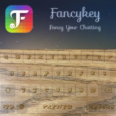 Guys, have a look at my keyboard made with @Fancykey Awesome! Isn't it? http://dl4.fancykeyapp.com #Fancykey