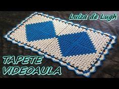 Tapete da pia (Jogo de banheiro Harmonia) #LuizadeLugh - YouTube                                                                                                                                                                                 Mais