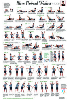 "Color illustrated poster with a complete workout of twenty-seven different Pilates exercises. Made of aqueous paper that holds up to folds without ripping and resists smudges. Comes in re-sealable plastic bag for easy travel. Dimensions: 17""x 25"""