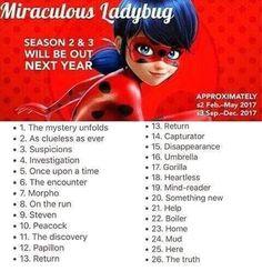 Resultado de imagen para segunda temporada de ladybug