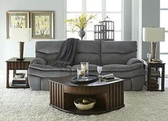 Living Rooms Wrangler Reclining Sofa Power Living