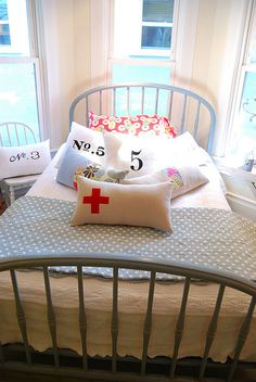 the cutest hospital related pillows ever