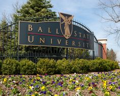 Ball State University. Attended BSU Way Back When.