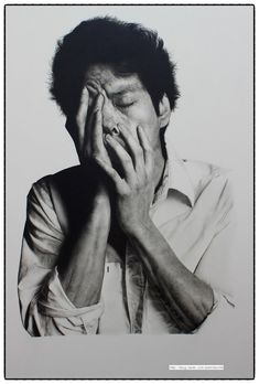 Kim Ji-hoon - Pencil | 27 Stunning Works Of Art You Won't Believe Aren't Photographs