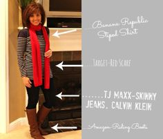 What I Wore-My Style #fashion over 40