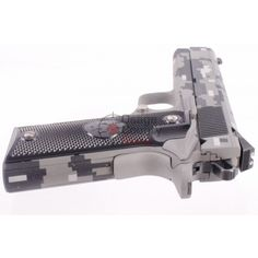 Coonan Classic 1911 Urban Camo .357 Mag - Adj Night Sights - Handguns - Firearms