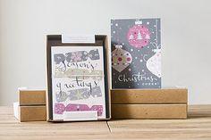 Studio Seed Christmas Cards, beautiful!