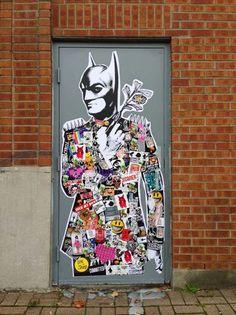 World Graffiti Urban Art - Stikki Peaches