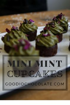 Raw Cacao Powder, Cacao Nibs, Healthy Treats, Healthy Desserts, Healthy Recipes, Chocolate Frosting, Mint Chocolate, Coconut Manna, Delicious Vegan Recipes