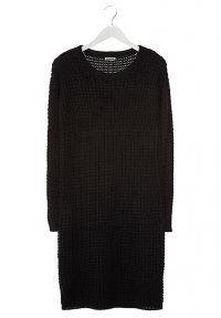 Noisy May - NMMANNA - Vestito di maglia - black