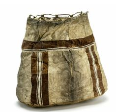 Yup'ik, Bristol Bay, Alaska, National Museum of Natural History Bristol Bay, Viking Age, Skin Art, Native American Art, National Museum, Wabi Sabi, Jewelry Art, Leather Bag, Purses And Bags