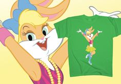Lola Bunny - Madonna  http://www.toonshirts.com/products/looney-tunes/150-lola-bunny-madonna