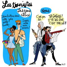 illustration margaux motin touristes.jpg - Margaux MOTIN | Virginie