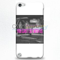 Paris Hilton, Lindsay Lohan And Britney Spears You Can'T Sit With Us iPod Touch 5 Case | casefantasy