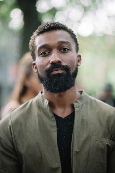 Black Men With Beards At AfroPunk - Essence