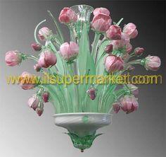 Люстра Tulips