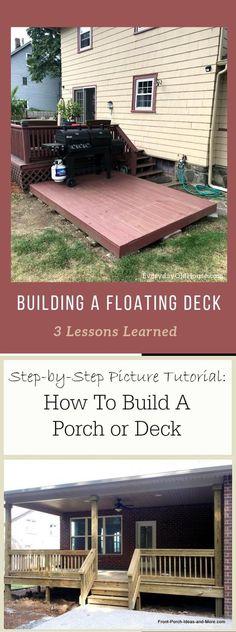 Great Deck Ideas & Designs